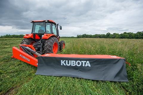2017 Kubota Mid-Size 4WD Tractor with ROPS (M5-111 HD) in Bolivar, Tennessee