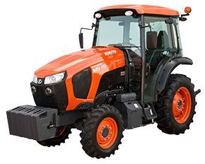 2017 Kubota Mid-Size Narrow AG Tractor (M5N-111HDC12) in Beaver Dam, Wisconsin