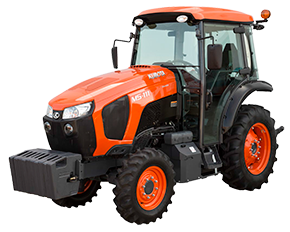 2017 Kubota Mid-Size Narrow AG Tractor (M5N-111HDC24) in Beaver Dam, Wisconsin