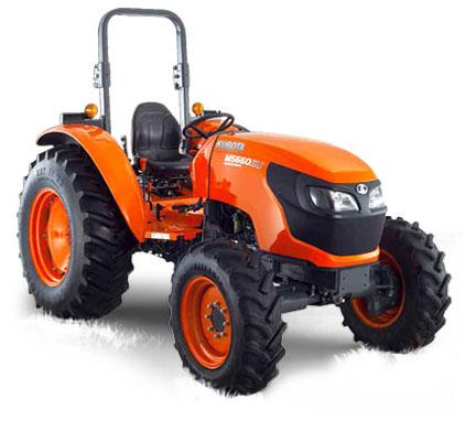 2017 Kubota Mid-Size Tractor 2WD (M5660SUH) in Bolivar, Tennessee