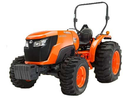 2017 Kubota Mid-Size Tractor with GDT 2WD (MX5200) in Fairfield, Illinois
