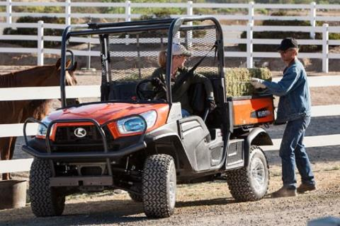 2017 Kubota RTV-X1100C in Fairfield, Illinois