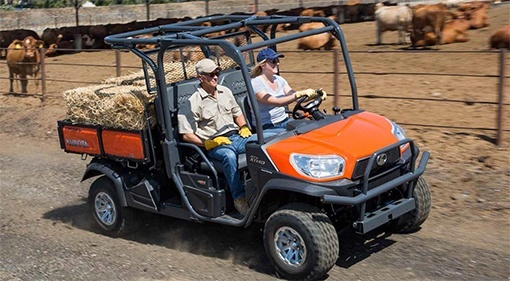 2017 Kubota RTV-X1140 in Lexington, North Carolina
