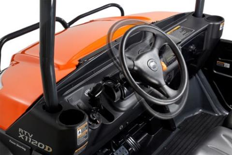 2017 Kubota RTV-X900 General Purpose in Bolivar, Tennessee
