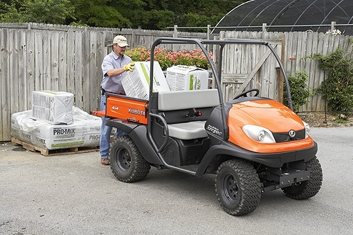 2017 Kubota RTV500 in Fairfield, Illinois