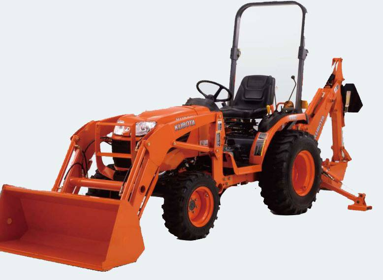2018 Kubota B2320 Backhoe BH65 in Sparks, Nevada