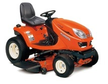 2018 Kubota Lawn Tractor (GR2120B-2-54) in Fairfield, Illinois