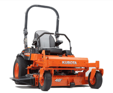 2018 Kubota Zero-Turn Mower (Z724XKW-48) in Fairfield, Illinois