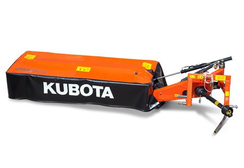 2018 Kubota Side-Mounted Disc Mower (DM1024) in Beaver Dam, Wisconsin