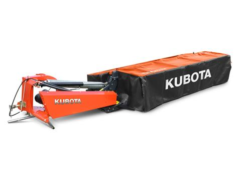 2018 Kubota Side-Mounted Disc Mower (DM2032) in Beaver Dam, Wisconsin