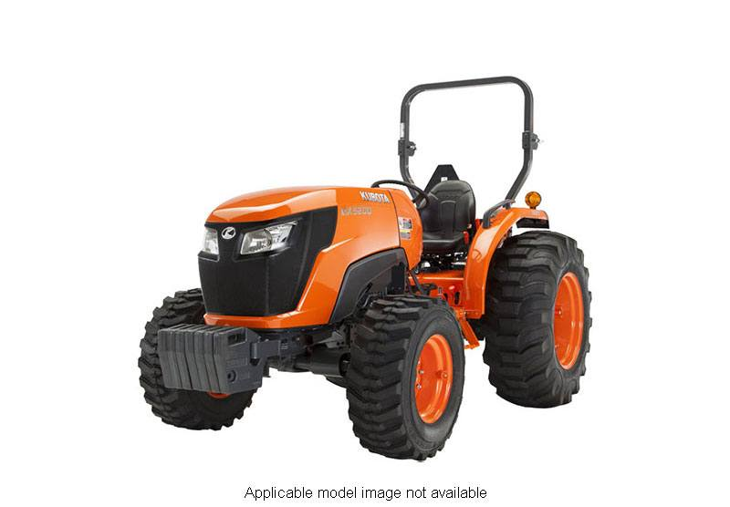 2018 Kubota Economy Utility Tractor with GDT 4WD MX4800 in Fairfield, Illinois