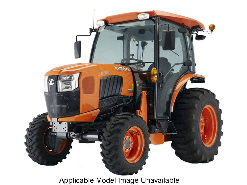 2018 Kubota Grand L60 HST Compact Tractor (L4760) in Fairfield, Illinois