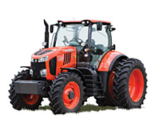 2018 Kubota Agriculture Tractor M7-171P-PS in Bolivar, Tennessee