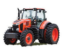 2018 Kubota Agriculture Tractor M7-171S-PS in Fairfield, Illinois