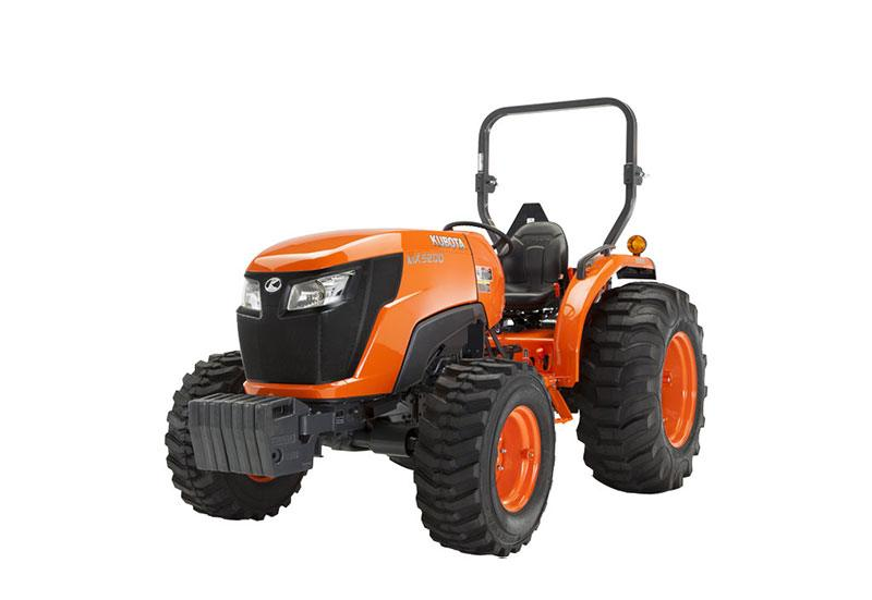 2018 Kubota Economy Utility Tractor with HST 4WD MX5200 in Fairfield, Illinois