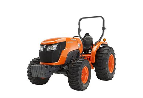 2018 Kubota Economy Utility Tractor with HST 4WD MX5800 in Fairfield, Illinois