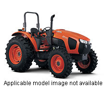 2018 Kubota Utility 2WD Tractor M6S-111SHF in Fairfield, Illinois