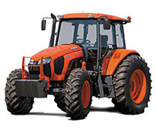 2018 Kubota Utility 4WD Tractor M6S-111SDSC in Fairfield, Illinois