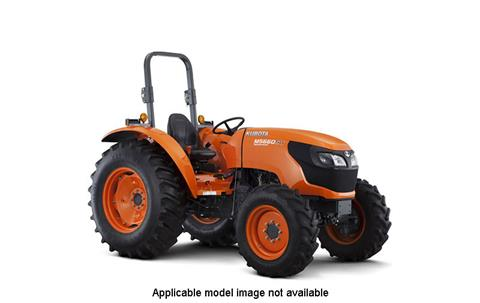 2018 Kubota Utility Tractor 4WD M5660SUHD in Sparks, Nevada