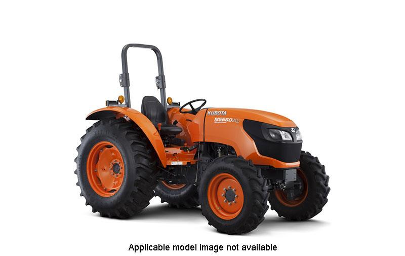 2018 Kubota Utility Tractor 4WD M5660SUHD in Bolivar, Tennessee