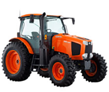2018 Kubota Utility Tractor M6-101 in Bolivar, Tennessee