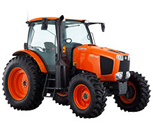 2018 Kubota Utility Tractor with CAB 4WD M5-111 HDC24 in Beaver Dam, Wisconsin