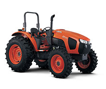 2018 Kubota Utility Tractor with ROPS 4WD M5-091 HD12 in Bolivar, Tennessee