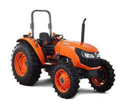 2018 Kubota Utility Tractor with ROPS 4WD M6060 HD in Bolivar, Tennessee