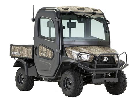 2018 Kubota RTV-X1100C in Fairfield, Illinois