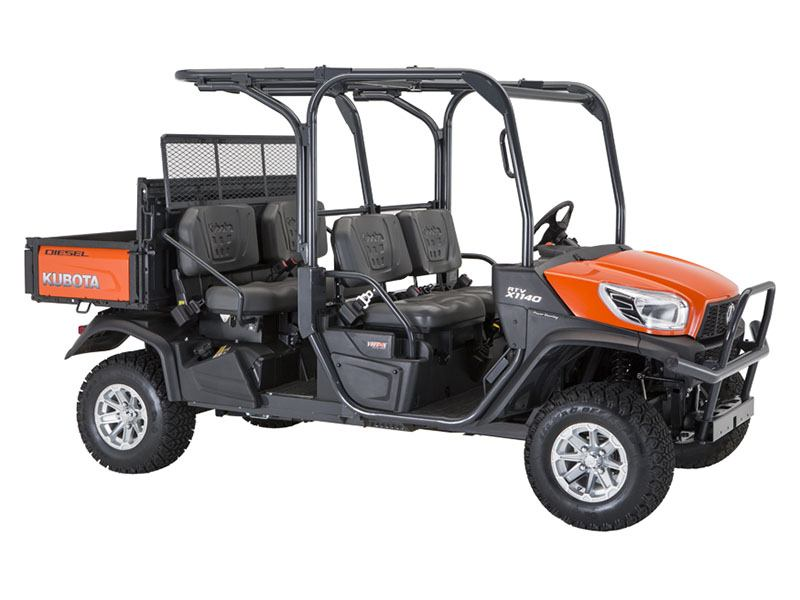 2018 Kubota RTV-X1140 in Lexington, North Carolina