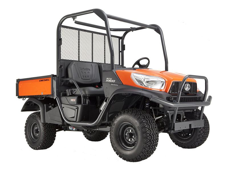 2018 Kubota RTV-X900 Worksite in Lexington, North Carolina