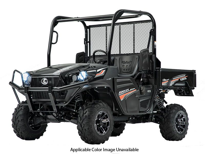 2018 Kubota RTV-XG850 Sidekick in Lexington, North Carolina