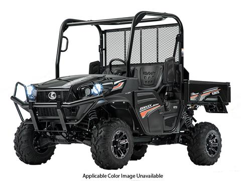 2018 Kubota RTV-XG850 Sidekick in Fairfield, Illinois