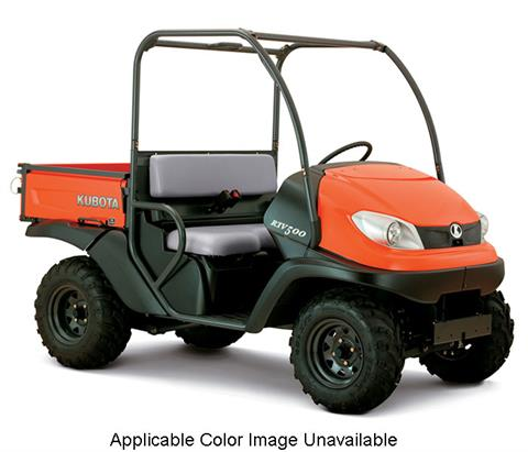 2018 Kubota RTV400Ci in Lexington, North Carolina
