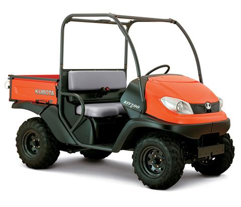 2018 Kubota RTV500 in Lexington, North Carolina