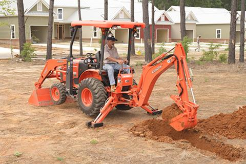 2019 Kubota B26 TLB Backhoe (BT820) in Sparks, Nevada - Photo 9
