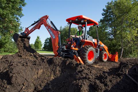 2019 Kubota L47 TLB Backhoe (BT1000B) in Sparks, Nevada