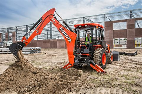 2019 Kubota M62 TLB Backhoe (BT1400) in Beaver Dam, Wisconsin - Photo 6