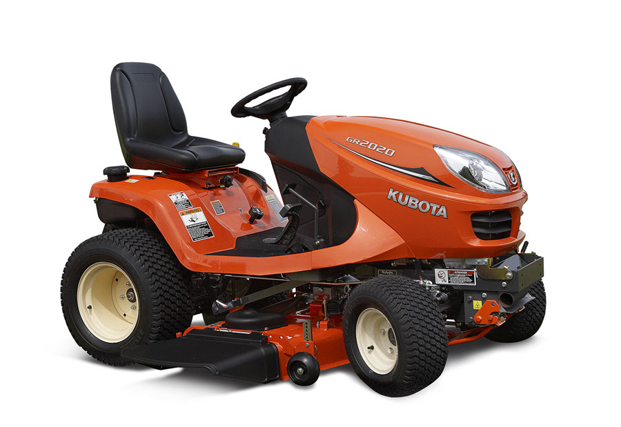 Kubota Lawn Tractor >> New 2019 Kubota Lawn Tractor Gr2120 48 Lawn Mowers In Sparks Nv