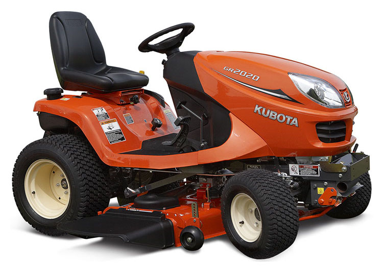 2019 Kubota Lawn Tractor (GR2120-48) in Sparks, Nevada