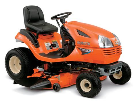2019 Kubota Lawn Tractor (T2380A2) in Beaver Dam, Wisconsin