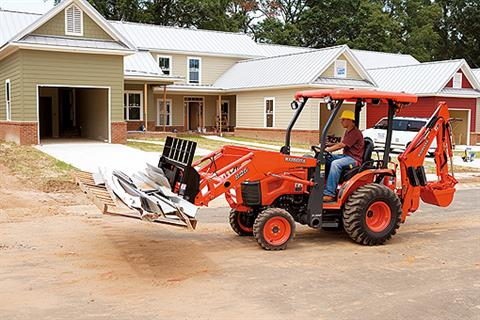 2019 Kubota B26 TLB Front Loader (TL500) in Beaver Dam, Wisconsin - Photo 6