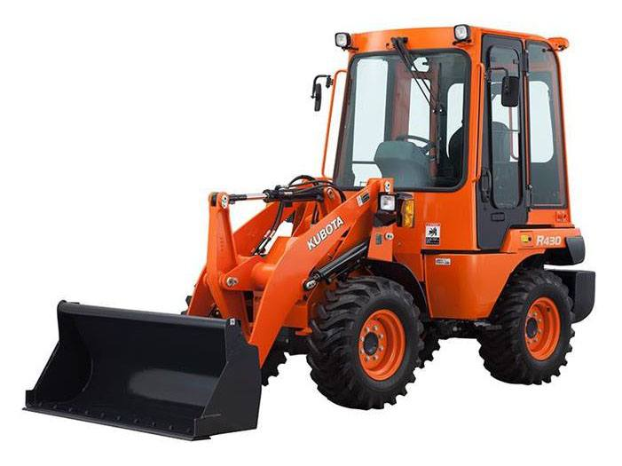 2019 Kubota Wheel Loader (R430) in Columbia, South Carolina