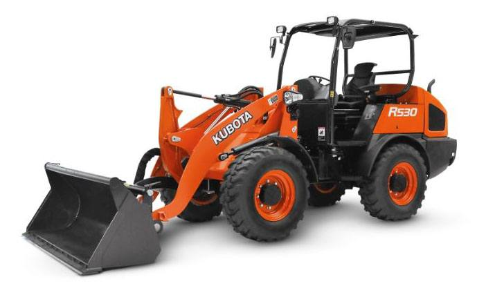 2019 Kubota Wheel Loader (R530) in Beaver Dam, Wisconsin