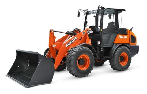 2019 Kubota Wheel Loader (R630) in Sparks, Nevada
