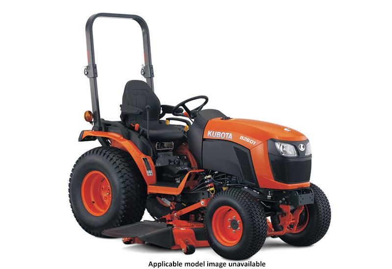 2019 Kubota B2650HSD Compact Tractor in Sparks, Nevada