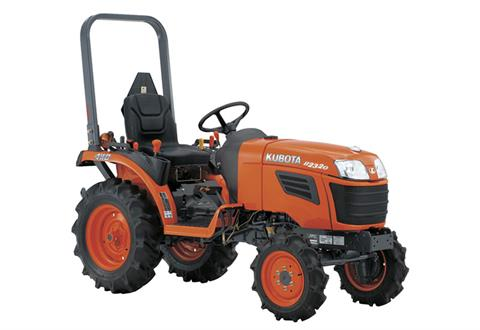 2019 Kubota B2320 Compact Tractor in Sparks, Nevada