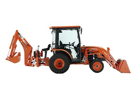 2019 Kubota B2650HSDC Compact Tractor in Sparks, Nevada