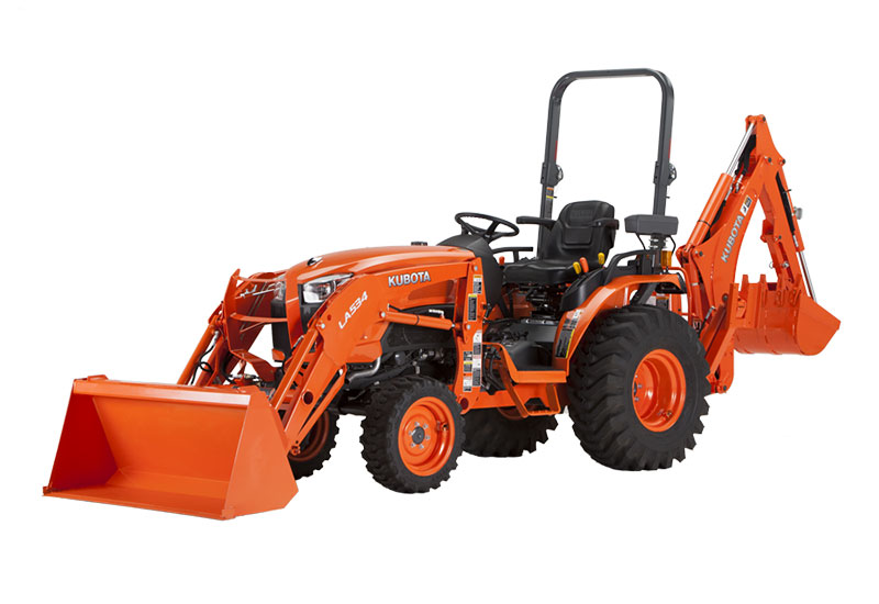 2019 Kubota Compact Tractor B3350SUHSD in Sparks, Nevada
