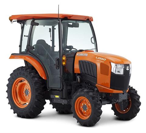 2019 Kubota L3560HSTC Limited Edition Compact Tractor in Sparks, Nevada